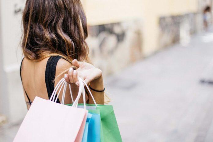 Kobiece zakupy